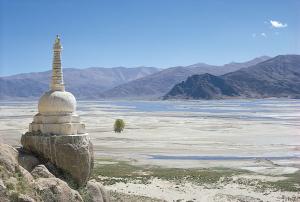 Stupa Tibet Jwo