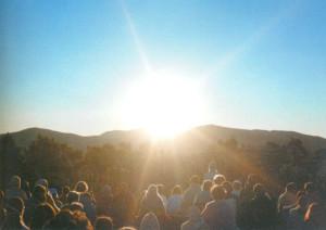 30 avril  sun rocher